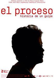 Afiche de El proceso, historia de un golpe
