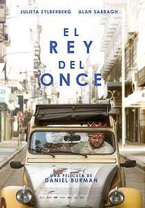 Afiche de El Rey del Once