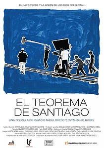 Afiche de El teorema de Santiago