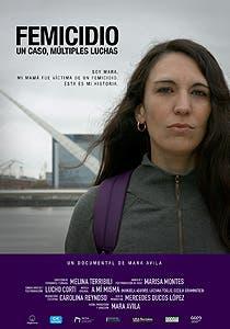 Afiche de Femicidio. Un caso, múltiples luchas