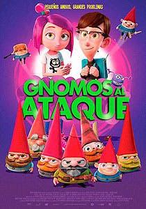 Afiche de Gnomos al ataque