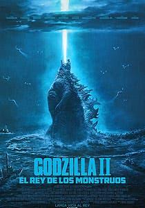 Afiche de Godzilla II: El Rey de los Monstruos