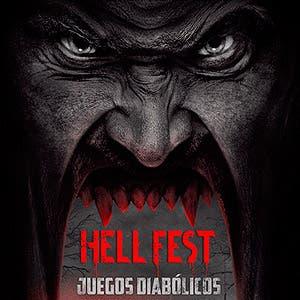Afiche de Hell Fest: Juegos diabólicos