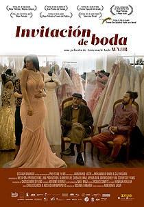 Afiche de Invitación de boda