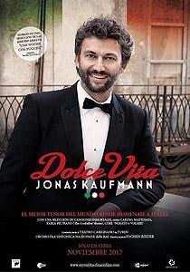 Afiche de Jonas Kaufmann: Dolce Vita