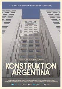 Afiche de Konstruktion Argentina