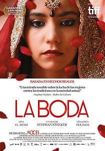 Afiche de La Boda
