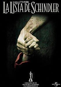 Afiche de La lista de Schindler