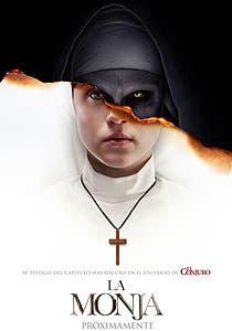 Afiche de La Monja