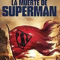 Afiche de La muerte de Superman