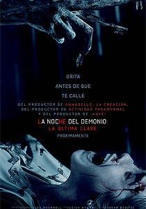 Afiche de La noche del demonio: La última llave