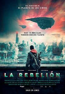 Afiche de La Rebelión