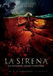 Afiche de La Sirena