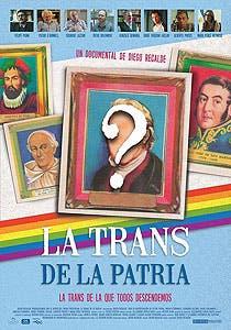 Afiche de La trans de la patria
