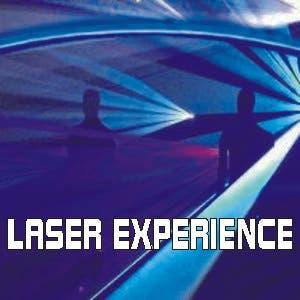 Afiche de Laser Experience