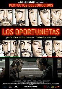 Afiche de Los oportunistas