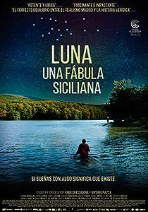 Afiche de Luna, una fábula siciliana