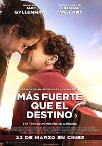 Afiche de Más fuerte que el destino