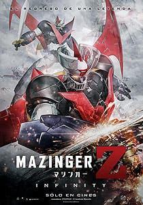 Afiche de Mazinger Z: Infinity