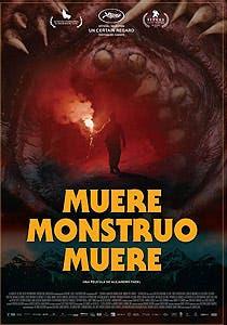 Afiche de Muere, monstruo, muere