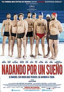 Afiche de Nadando por un sueño