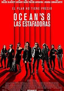 Afiche de Ocean`s 8: Las estafadoras