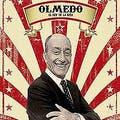 Afiche de Olmedo: El rey de la risa