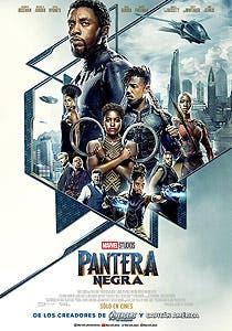 Afiche de Pantera Negra