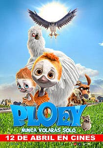 Afiche de Ploey: Nunca volarás solo