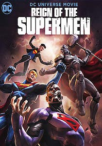 Afiche de Reign of the Supermen
