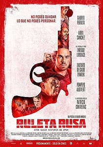 Afiche de Ruleta rusa