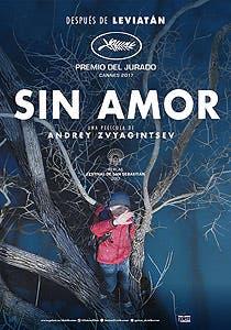 Afiche de Sin amor