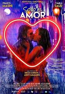 Afiche de Solo el amor