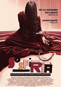 Afiche de Suspiria