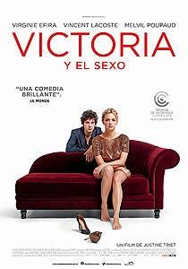 Afiche de Victoria y el sexo