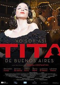 Afiche de Yo soy así, Tita de Buenos Aires